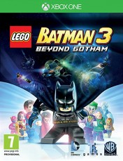 Cover LEGO Batman 3: Beyond Gotham (Xbox One)