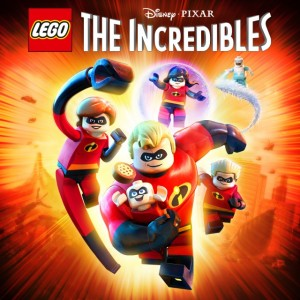 Cover LEGO The Incredibles
