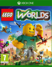 Cover Lego Worlds
