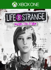 Cover Life is Strange: Before the Storm