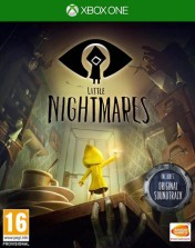 Cover Little Nightmares (Xbox One)