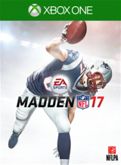 Cover Madden NFL 17 (Xbox One)