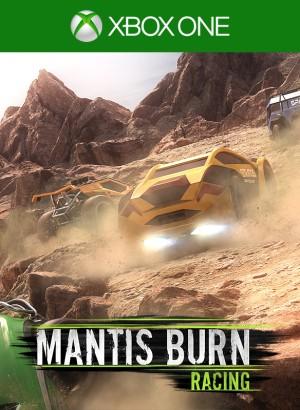Cover Mantis Burn Racing