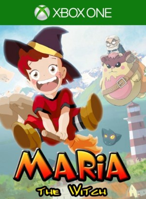 Cover Maria The Witch (Xbox One)