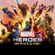 Cover Marvel Heroes Omega
