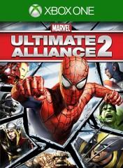 Cover Marvel: Ultimate Alliance 2