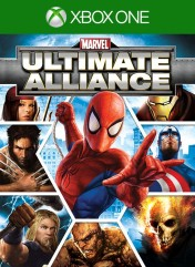 Cover Marvel: Ultimate Alliance