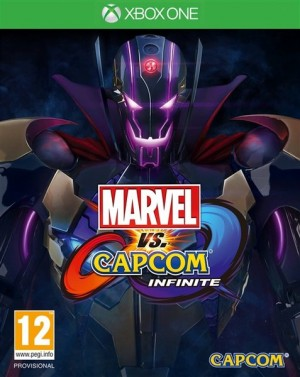 Cover Marvel vs. Capcom: Infinite