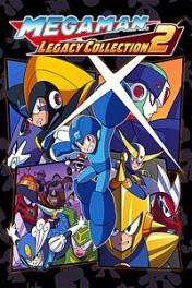 Cover Mega Man Legacy Collection 2