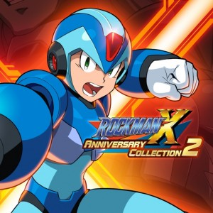 Cover Mega Man X Legacy Collection 2