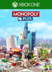 Cover Monopoly Plus (Xbox One)