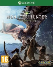 Cover Monster Hunter: World (Xbox One)