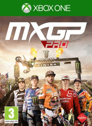 Cover MXGP PRO