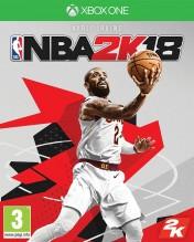 Cover NBA 2K18 (Xbox One)