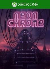 Cover Neon Chrome