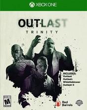 Cover Outlast Trinity