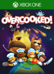 Cover Overcooked
