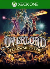 Cover Overlord: Fellowship of Evil