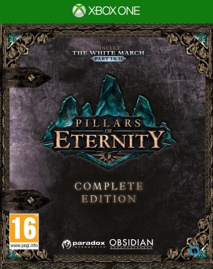 Cover Pillars of Eternity: Complete Edition