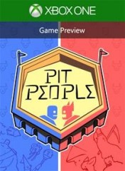 Cover Pit People