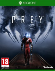 Cover Prey (Xbox One)