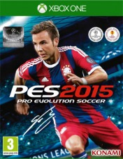 Cover Pro Evolution Soccer 2015