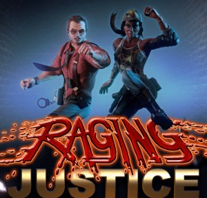 Cover Raging Justice