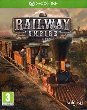 Cover Railway Empire