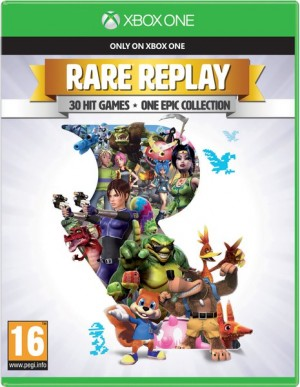 Cover Rare Replay