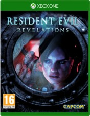 Cover Resident Evil Revelations (Xbox One)