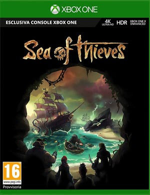 Cover Sea of Thieves (Xbox One)