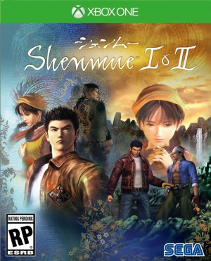 Cover Shenmue I & II (Xbox One)