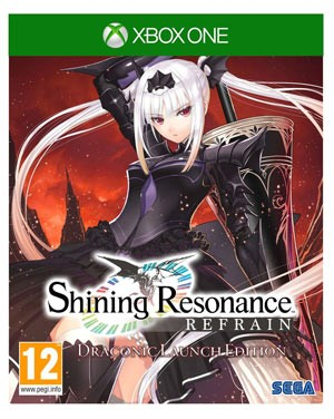 Cover Shining Resonance Re:frain (Xbox One)