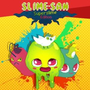Cover Slime-san: Superslime Edition