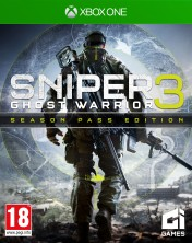 Cover Sniper: Ghost Warrior 3 (Xbox One)