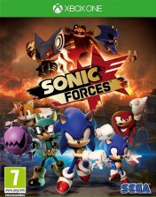 Cover Sonic Forces (Xbox One)