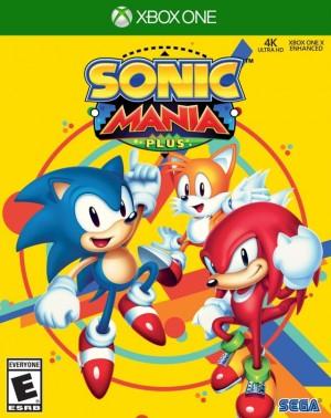 Cover Sonic Mania Plus (Xbox One)