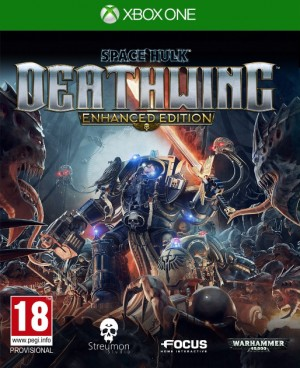 Cover Space Hulk: Deathwing