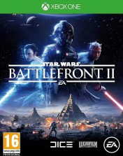 Cover Star Wars Battlefront II