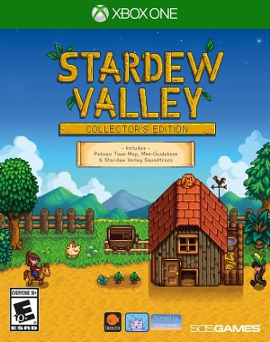Cover Stardew Valley (Xbox One)