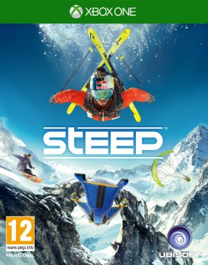 Cover Steep (Xbox One)