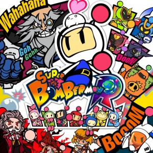 Cover Super Bomberman R