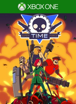 Cover Super TIME Force