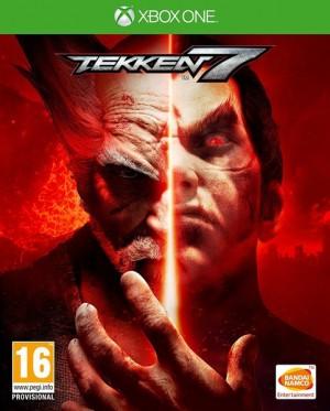 Cover Tekken 7