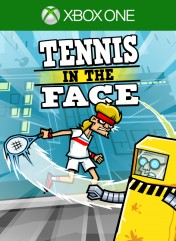 Cover Tennis in the Face