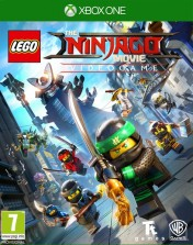 Cover The LEGO NINJAGO Movie Videogame