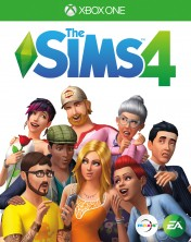 Cover The Sims 4