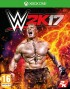 Cover WWE 2K17 per Xbox One