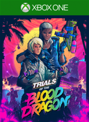Cover Trials of the Blood Dragon