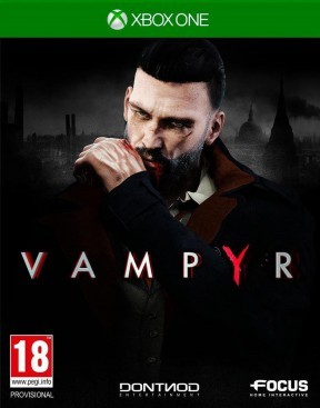 Cover Vampyr (Xbox One)